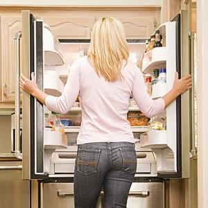 hungry - fridge